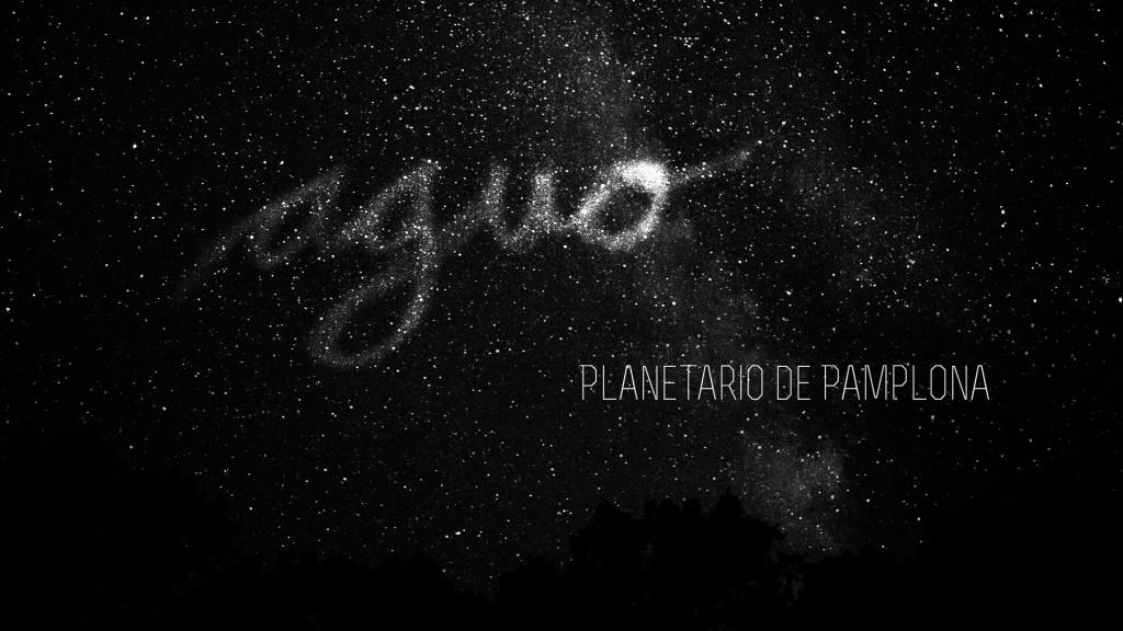 Concierto de Aguo en la cúpula del Planetario