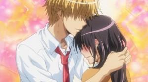El amor en el anime