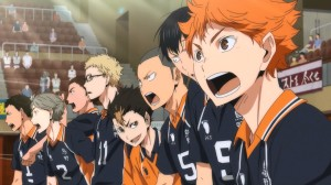 Haikyu!! Los Ases del Voley