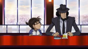 Lupin versus Detective Conan