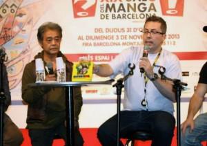 Manu Guerrero con Daisuke Nishio | Selecta Visión